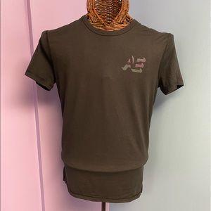 Black AE Flex Short Sleeve Shirt